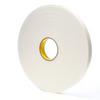 3M VHB™ 80mil Firm White Acrylic Foam -- 4955 -Image