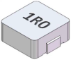 3.3uH, 20%, 79.2mOhm, 7.3Amp Max. SMD Molded Inductor -- SM2008-3R3MHF -Image