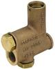 BRADLEY COMB STRAINER CHECK VALVE STOP -- IBI186262 - Image
