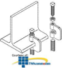 Chatsworth Products Threaded Rod I-Beam Clamps, Cable.. -- 10557