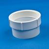 White PVC FPT x Hub Adaptor -- 31134