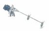 Heavy-Duty Gear-Drive Explosion-Proof Mixer, 350 rpm, 1/2 HP XP Motor; 36