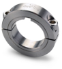 Metric Shaft Collar with Keyway -- MSPK
