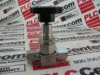 SS BELLOWS-SEALED VALVE GASKETED PCTFE STEM TIP 1/4 IN. FEMALE SWAGELOK VCR FACE SEAL FITTING SC-11 CLEANED -- SS4BKV51 - Image