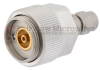 7mm to 2.92mm Male (Plug) Adapter, Passivated Stainless Steel Body, 1.15 VSWR -- SM3371