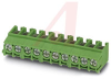 PCB screw termination block w housing interlock 5.0 mm pitch vertical 10 pos -- 70055168