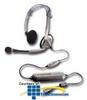 Avaya AVD400 Foldable  USB PC Headset -- 700212699 - Image