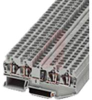 Multiple conductor spring-cage terminalblock,cwith integrated diode -- 70169910