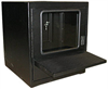 "Item # DRE-030-4, Protector™ Series - Workstation Electronic Enclosure - Desktop - 30"" High - NEMA 4 - w/ rigid keyboard shelf -- DRE-030-4 - Image"