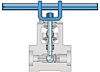 Power Ball Valve -- View Larger Image