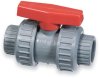 CPVC valves with Viton® seals, -- GO-98710-36