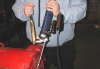Ultrasonic Lubrication Detector -- Ultraprobe® 201 Grease Caddy-Image