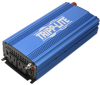 750W Light-Duty Compact Power Inverter with 2 AC/1 USB - 2.0A/Battery Cables, Mobile -- PINV750