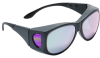 Laser Safety Glasses for KTP, Alexandrite, Diode, Nd:YAG, Holmium, Erbium and CO2 -- KXL-C505C-CE