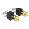 Rectangular Connectors - Headers, Male Pins -- FTSH-125-04-F-DH-ND -Image