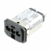 Power Entry Connectors - Inlets, Outlets, Modules -- 3DAS1-ND -Image