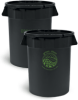 44-Gal Dynamo Trash Can -- 9810