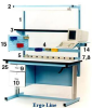Ergo-Line Ergonomic Workbench -- EL7236ESD