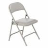 168 Series Vinyl Upholstered Folding Chair -- 168VinylFoldingChair