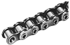 LAMBDA® Series Single Pitch Hollow Pin Conveyor Chains - Image
