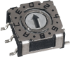 Rotary DIP Switches -- P36S101