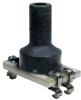 Basic NBP Series, Uncompensated/Unamplified, absolute, SMT LN: single axial barbless port, without gel coating, 0 psi to 15 psi -- NBPMLNN015PAUNV -Image