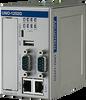Intel® Quark Micro Din-Rail Controller w/ 2 x LAN, 2 x mPCIe, 2 x COM, 8 x DI/O, 2 x USB, 1 x 1GB microSD card, 1 x SIM -- UNO-1252G -Image