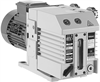 TRIVAC Two Stage Oil Sealed Rotary Vane Pumps -- D 4 B - ATEX -- View Larger Image