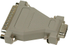 DB9 Female to DB25 Male – RS-232 Converter -- CA241 - Image