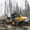 Caterpillar Equipment - Skidders -- 525C Wheel Skidder