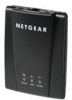 NETGEAR WNCE2001 Ethernet to Wireless Adapter - Bridge - Ethernet Fast Ethernet 802.11b 802.11g 802.11n - external -- WNCE2001-100NAS - Image