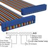 Rectangular Cable Assemblies -- C3BEG-5006M-ND -Image