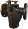 Cast Iron Basket Type Strainers -- 125F-CI