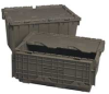 Attached Container,18L x 10W,Gray -- 8CP01 - Image