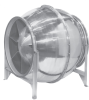 Inline and Roof Mounted Fans -- CV