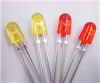 3mm Round LED -- C566T-AFS-CR0T0252