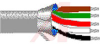Cable; 5 cond; 24AWG; Strand (7X32); Foil shielded; Chrome jkt; 100 ft. -- 70005223 -- View Larger Image