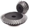 Ground Spiral Bevel Gear - Mild Steel -- KSBSG
