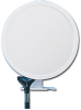5X-1X Adjustable Mag. Fogless Mirror -- Z500
