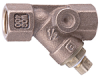 Bronze Wye Strainers -- Series A777SI - Image