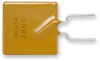Radial Leaded Resettable PTCs -- AGRF1400 - Image