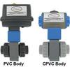 DWYER PBVCU1106 ( PBV CPVC 2 POSITION 120VAC ACT ) -Image