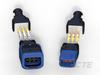 Standard Rectangular Connectors -- D369-R66-AS1 -Image
