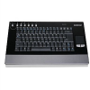IOGEAR Multi-Link Bluetooth Keyboard with Touchpad - Keyboar -- GKM611B