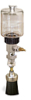 "(Formerly B1745-4X150), Manual Chain Lubricator, 9 oz Polycarbonate Reservoir, 1 1/2"" Round Brush Nylon -- B1745-009B1NR4W -- View Larger Image"