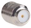 Coaxial Adapter, F-Female / TNC Female -- BA127