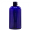 Plastic Bottle, HDPE, Cylinder, White, 12oz -- CPR01103W - 244100120 - Image