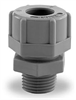 RSP Series Nylon Corrosion-Resistant Cord Connectors -- Straight Nylon Cord Connectors