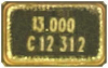 Oscillator Crystal -- 406C35B12M68800