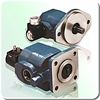 Concentric Hydraulic Motors -- GC Series